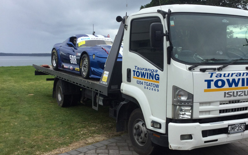 tauranga vehicle breakdown